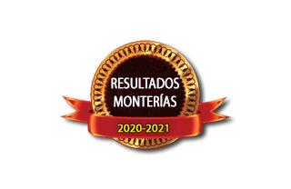 Resultados de monterías temporada 2020-2021.