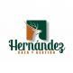 Logo Hernández Caza y Gestión.