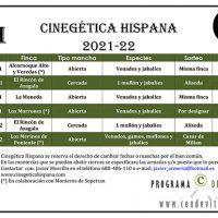 Monterías Cinegética Hispana