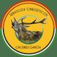 Logo Cáceres García Servicios Cinegéticos.