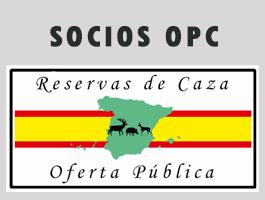 Panel de contenidos para socios OPC.